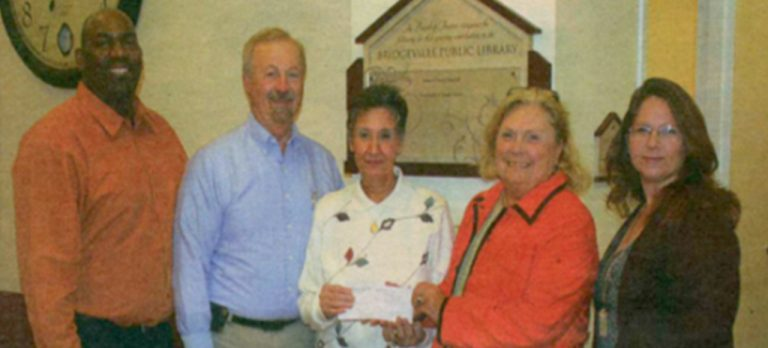 Bridgeville Accepting Donation