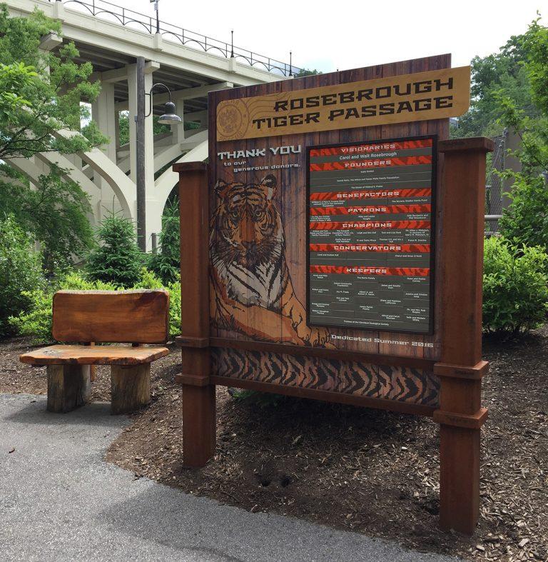 Outdoor tiger magtech