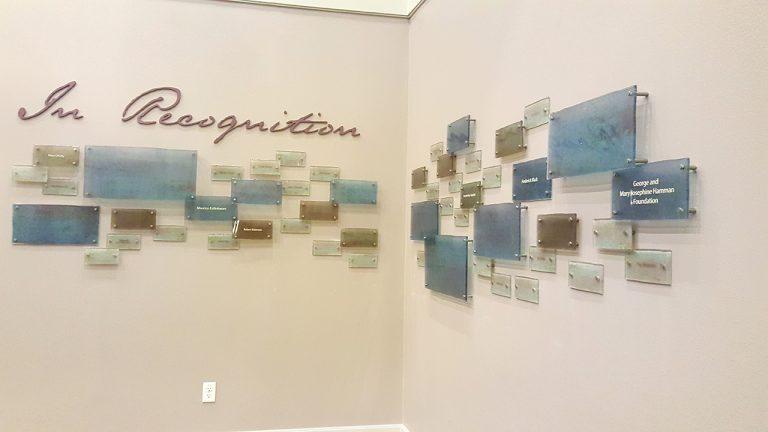 permanent display
