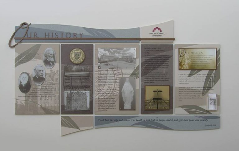 permanent history display