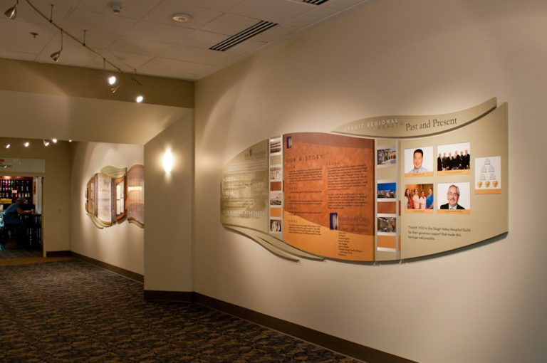 permanent history displays