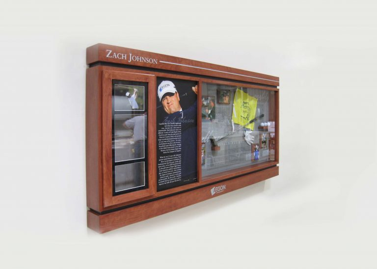 Display Case recognition